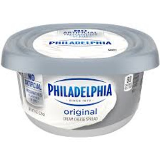 Philly Cream Cheese - 8 oz