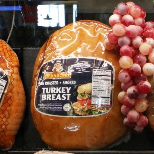 Dearborn Smoked Turkey Breast ( per lb. )