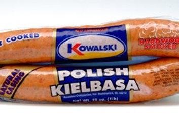 Kowalski Polish Kielbasa - 1 lb