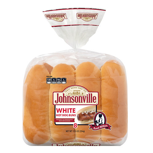 Hot Dog Buns - Johnsonville