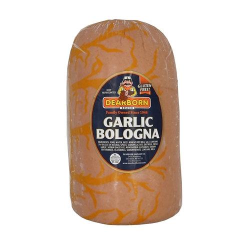 Dearborn Garlic Bologna