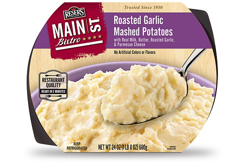 Main St Bistro - Garlic Mashed Potatoes
