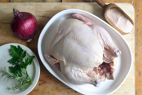Amish Whole Chickens - 4 lb Chicken