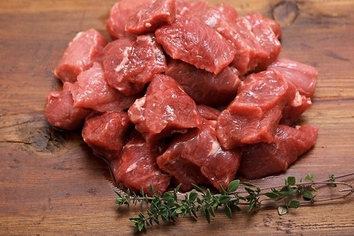 Beef Stew Meat ( per lb. )