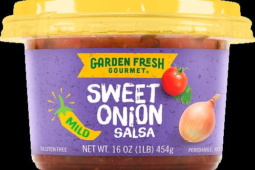 Garden Fresh Salsa - Sweet Onion
