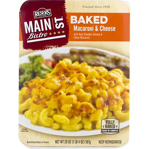 Main St Bistro - Mac & Cheese Baked