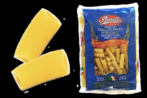 Small Rigatoni Pasta - 1 lb.