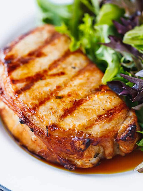 Steakhouse Marinated Chops ( Per lb. )