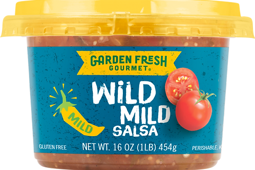 Garden Fresh Salsa - Wild Mild