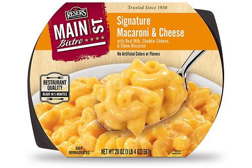 Main St Bistro - Signature Creamy Mac & Cheese