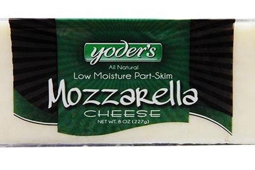 Yoder's Mozzarella 8 oz. Bar