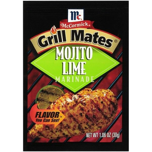 McCormick Mojito Lime Marinade Packet