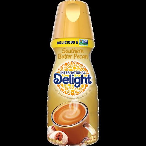 International Delight - Butter Pecan
