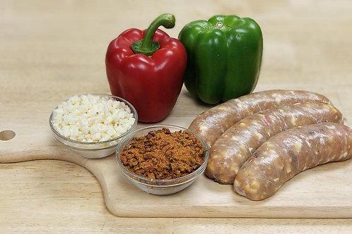 Chicken Fajita Sausage ( per lb. )