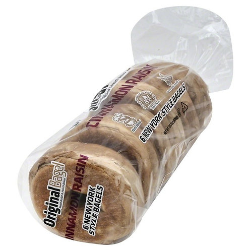 Everything Bagels - 6 ct