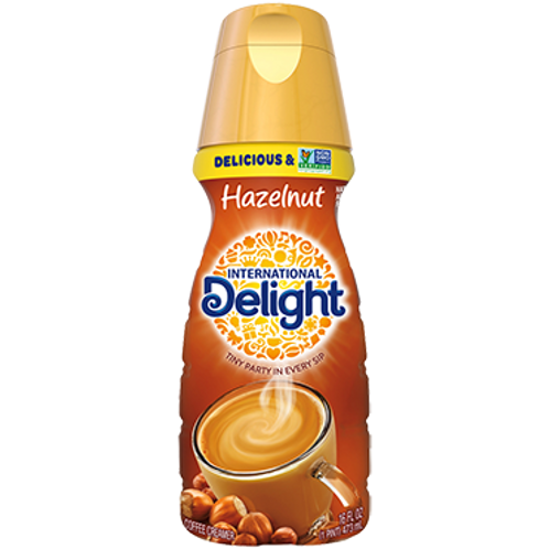 International Delight - Hazelnut 16 oz.
