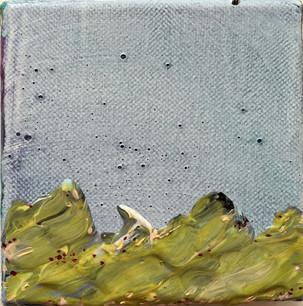 oil on canvas, 10x10cm, 2015