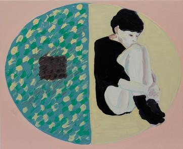 oil on canvas, 60x50cm, 2009