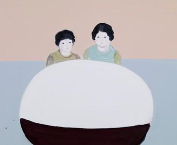 oil on canvas, 53x45cm, 2010