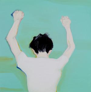 oil on canvas, 50x50cm, 2010