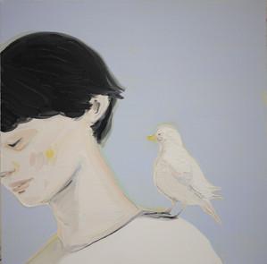 oil on canvas, 120x120cm, 2013