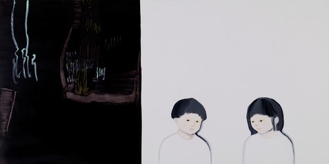 oil on canvas, 60x120cm, 2010