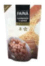 Harina de garbanzo y arroz