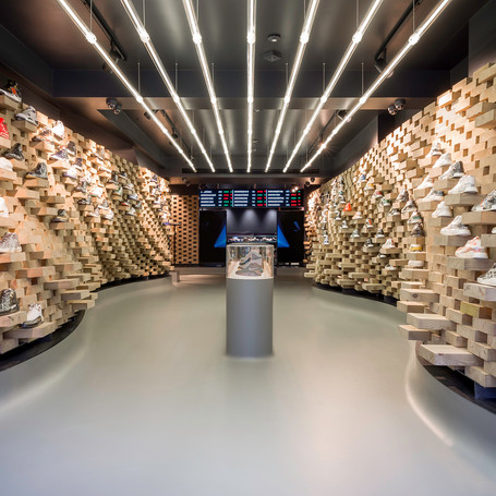 Crep Protect flagship London store