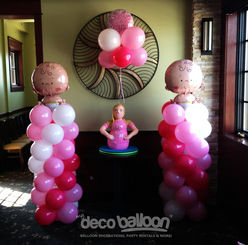248_Baby_Balloon_COlumn_in_pink_rose_and