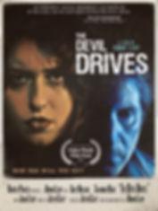THe Devil Drives poster fake flesh fest.