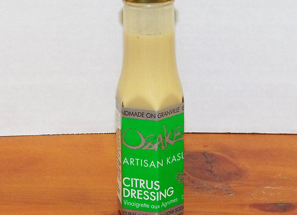 Osake Artisan Kasu – Citrus Dressing 250ml