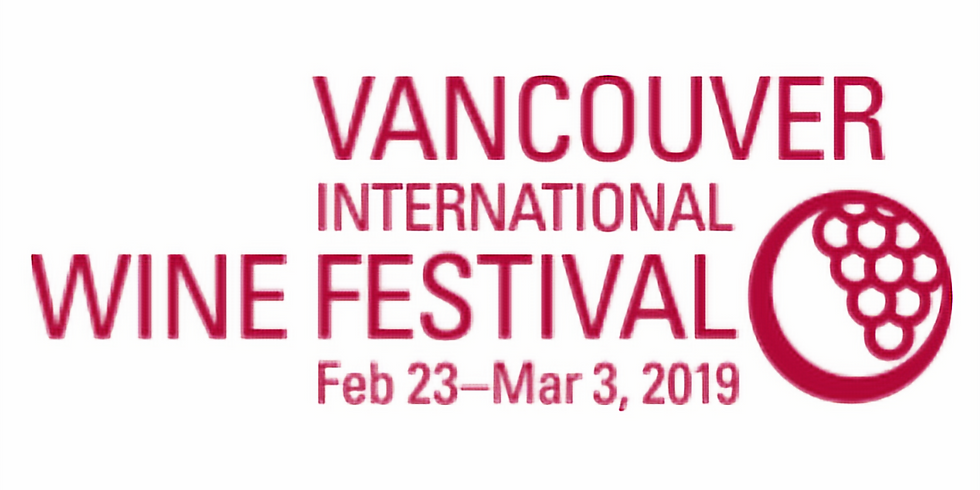 The 41st Annual Vancouver International Wine Festival