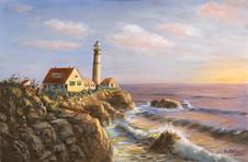 Portland Light House