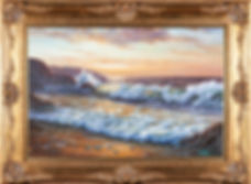 Seascapes Oil Painting