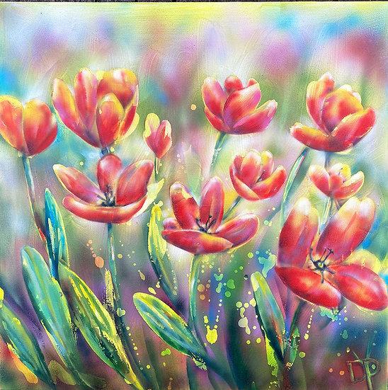 Through the Tulip Prism