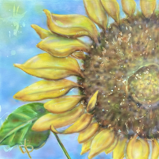 Summer Golds: Sunflower