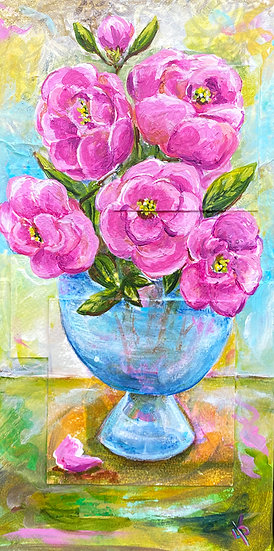 From the Garden :Camellia