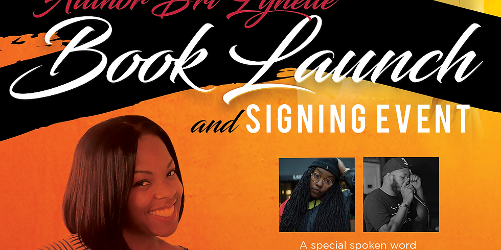 Bri Lynette Book Signing Event