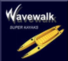 Wavewalk motor fishing kayak