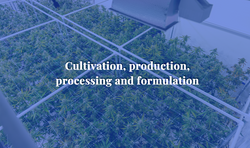 Merida: Cannabis cultivation, production, processing and formulation.