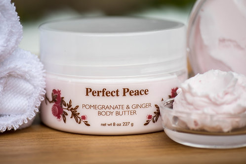 Pomegranate & Ginger Body Butter