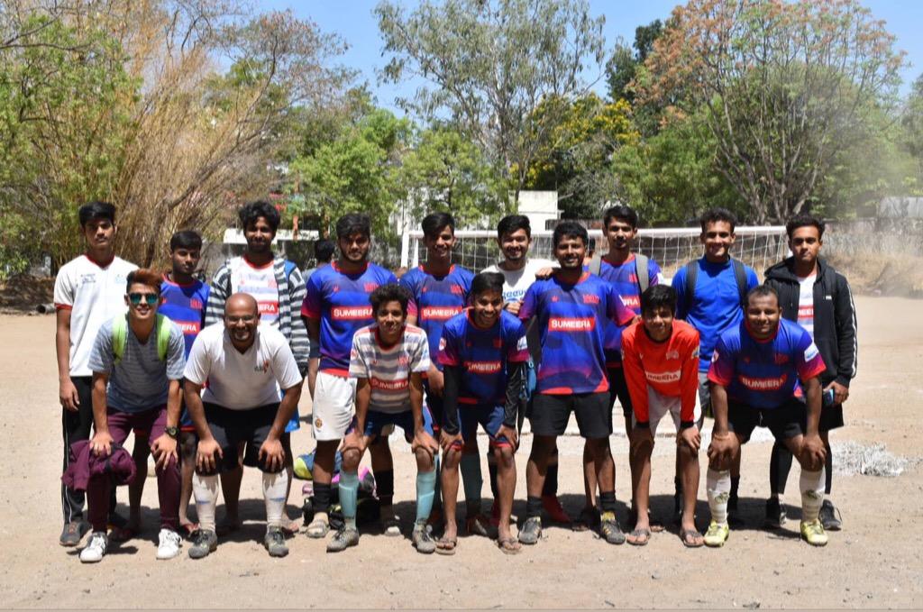 PDFA Third Division Team