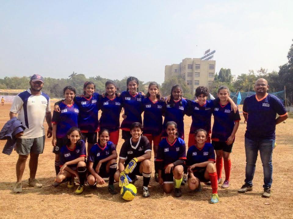 PDFA's Girls Team