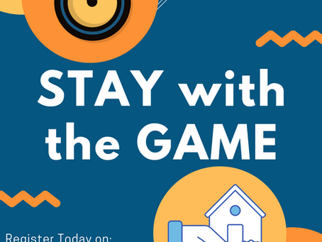 STAY WITH THE GAME CHALLENGE