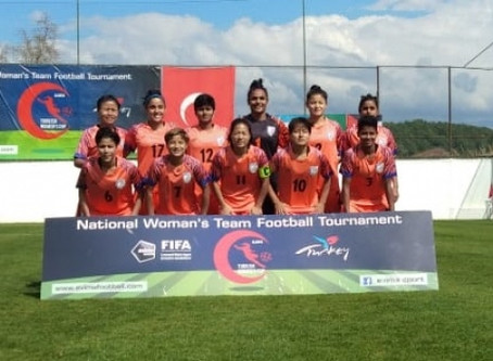 INDIA FINISH 6TH IN TURKISH WOMEN'S CUP AFTER LOSS TO KAZAKHSTAN