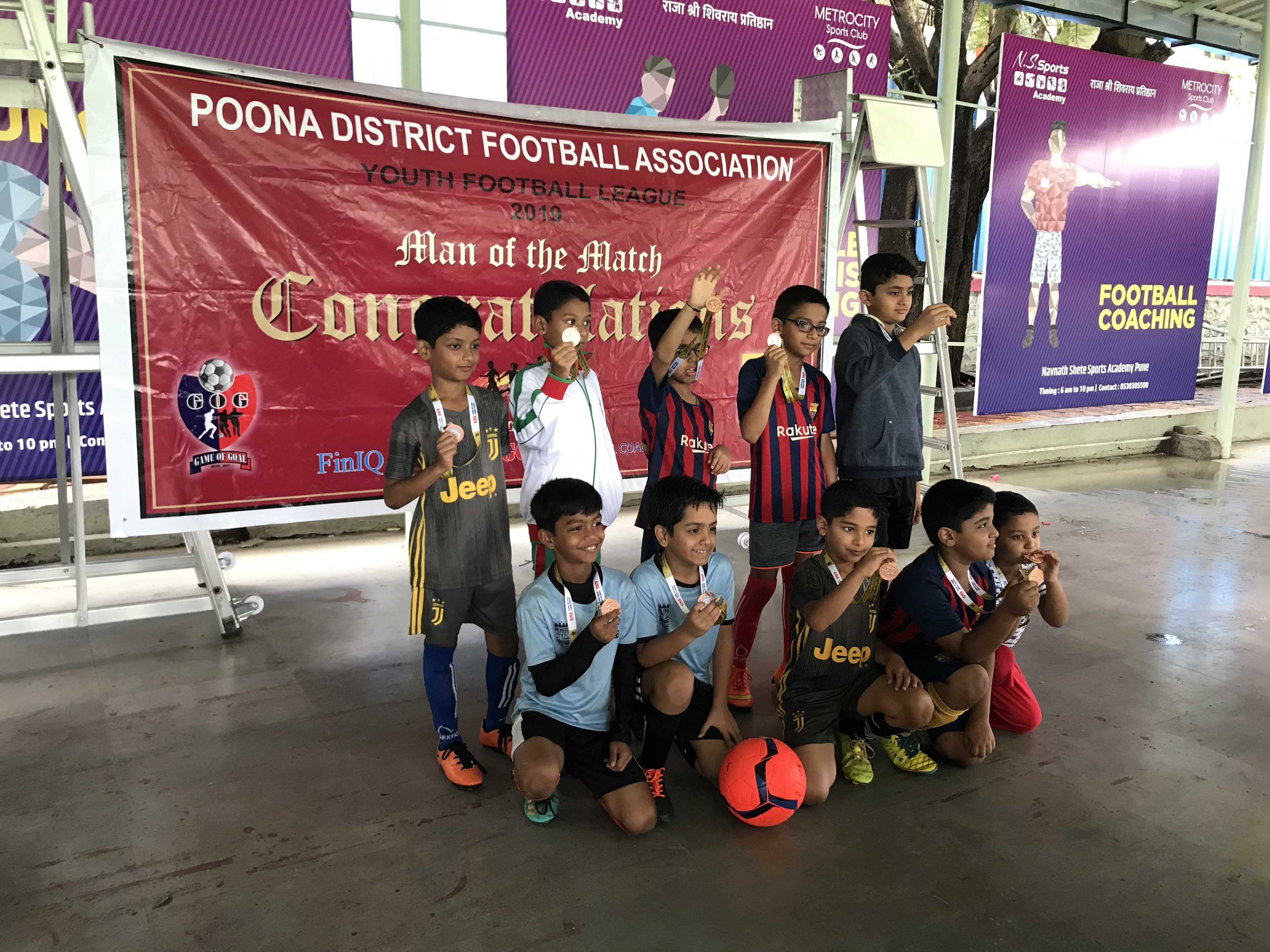 BETA SC Bagged 3rd Place in PDFA
