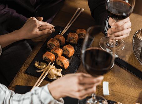Vinhos e sushi: como harmonizar?