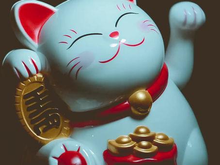Você conhece o Maneki Neko?