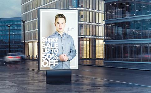 City Light Poster Wuppertal