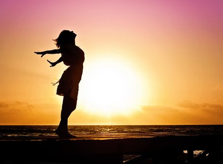 Die Zeit ist reif für Veränderung: Wie du in Freiheit und Selbstliebe fliegen lernst.